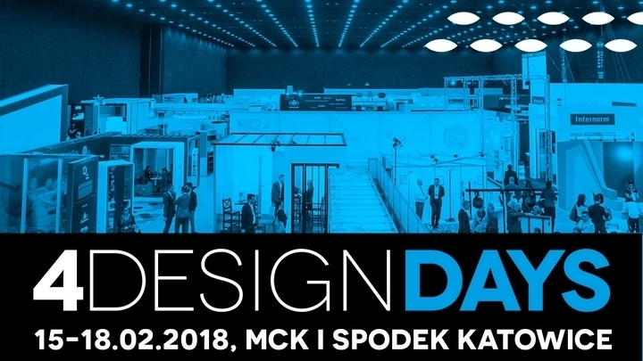 Centrum Klinkieru na III edycji 4 DESIGN DAYS